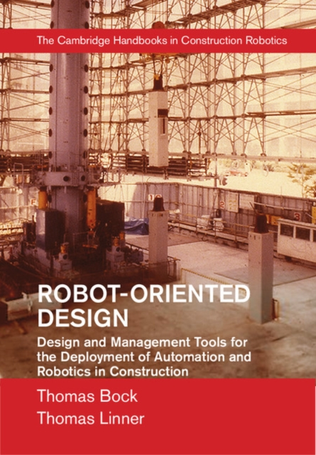 Robot-Oriented Design advanced engine technology