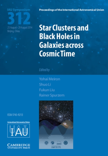 Star Clusters and Black Holes in Galaxies across Cosmic Time (IAU S312)