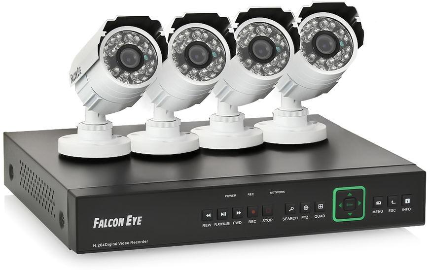 Falcon Eye FE-104D Kit Дача комплект видеонаблюдения