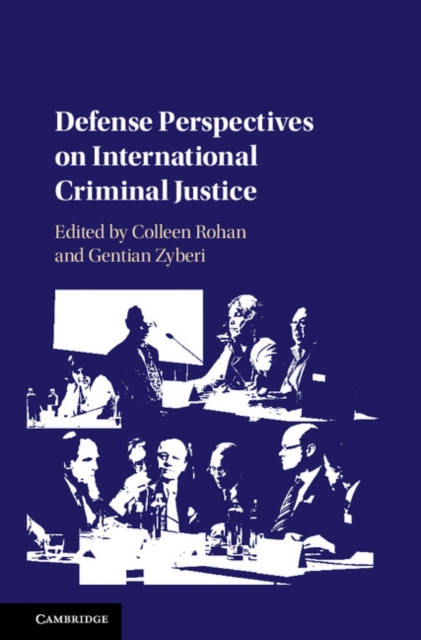 Defense Perspectives on International Criminal Justice death in the tiergarten – murder and criminal justice in the kaiser s berlin