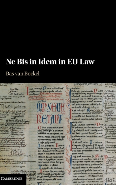 Ne Bis in Idem in EU Law protective security law