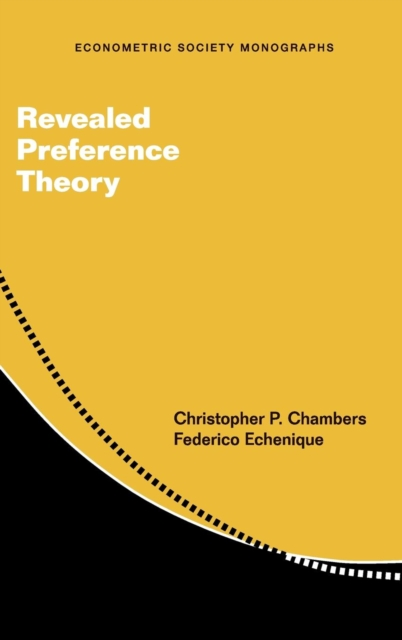 Revealed Preference Theory the effect of advertisement on consumer behavior and brand preference