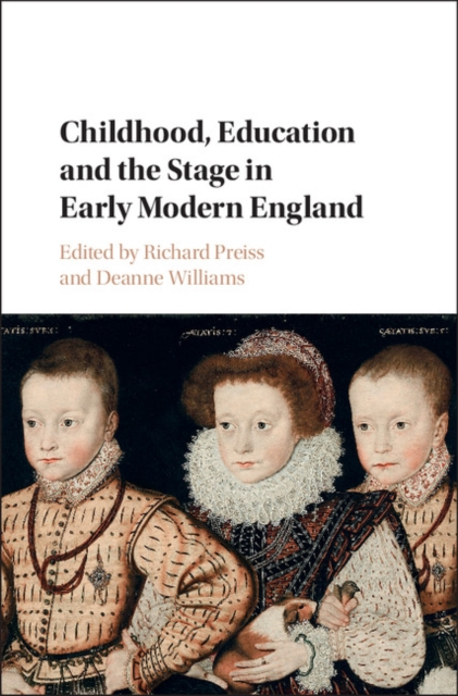 Фото Childhood, Education and the Stage in Early Modern England