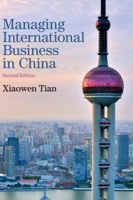 Managing International Business in China paul kossof business franchising in china