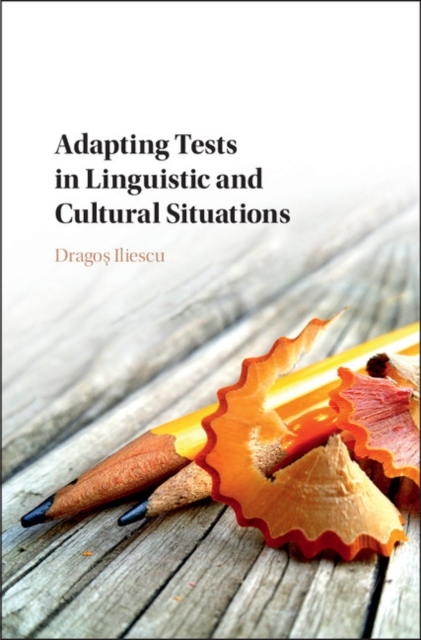 Adapting Tests in Linguistic and Cultural Situations cultural and linguistic hybridity in postcolonial text