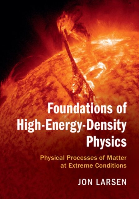 Foundations of High-Energy-Density Physics spiral structure in galaxies – a density wave theory