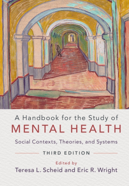 A Handbook for the Study of Mental Health homelessness housing and mental illness