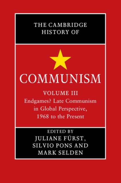 The Cambridge History of Communism marxism and darwinism