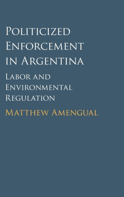 Politicized Enforcement in Argentina voluntary associations in tsarist russia – science patriotism and civil society