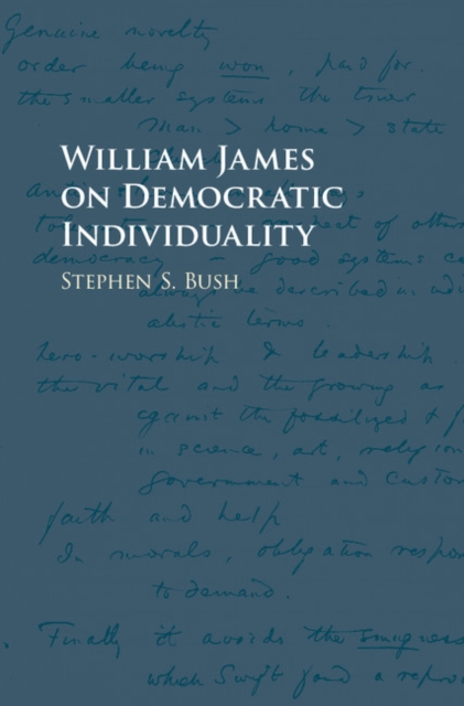William James on Democratic Individuality roadmap to nigerian democracy issues and challenges