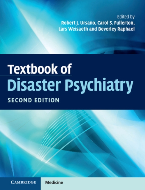 Textbook of Disaster Psychiatry lp cd anathema a natural disaster remastered