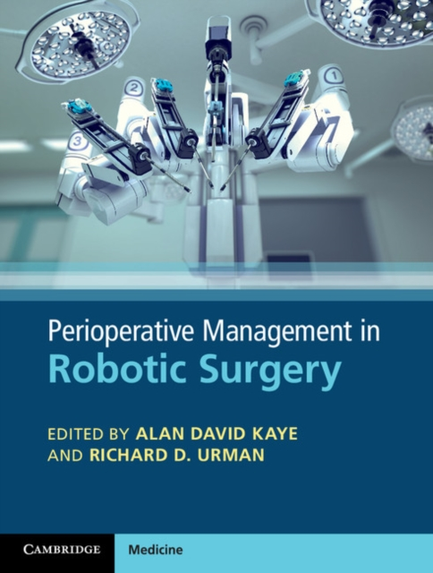 Perioperative Management in Robotic Surgery overview of drug utilization pattern in surgery