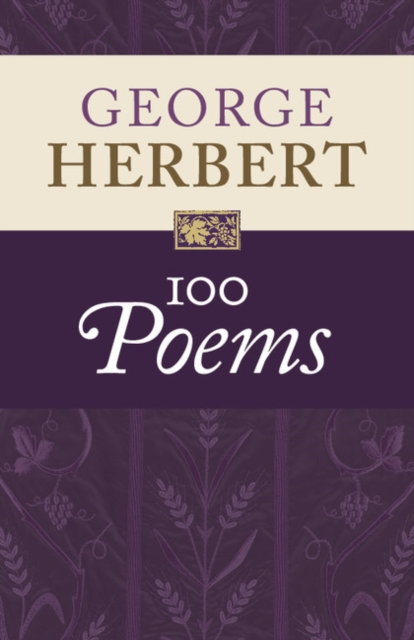 George Herbert: 100 Poems сумка the cambridge satchel