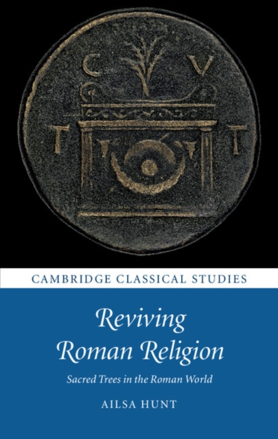 Reviving Roman Religion the roman street