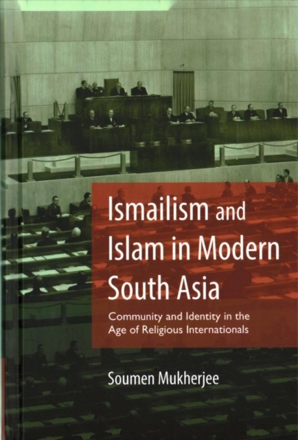Ismailism and Islam in Modern South Asia the identity of the i of the confessions of jeremiah