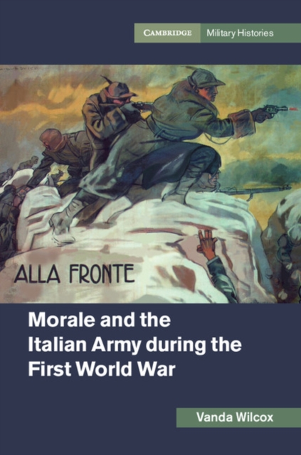 Morale and the Italian Army during the First World War clio in the italian garden – twenty–first century studies in historical methods and theoretical perspectives