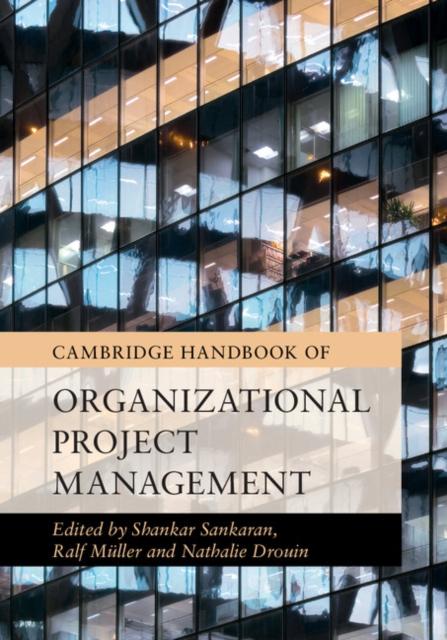Cambridge Handbook of Organizational Project Management risk management as a project management challenge