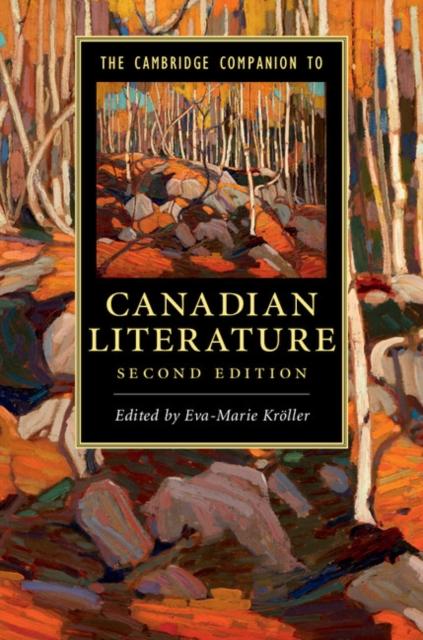 The Cambridge Companion to Canadian Literature сумка the cambridge satchel