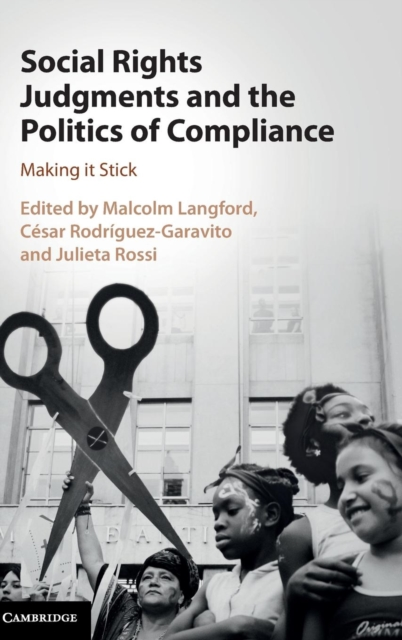 Social Rights Judgments and the Politics of Compliance promoting social change in the arab gulf