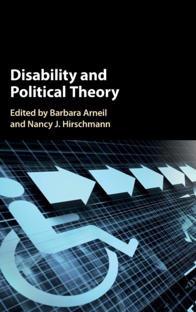 Disability and Political Theory simon thompson the political theory of recognition