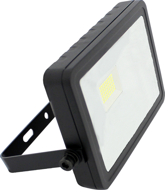 Прожектор светодиодный Beghler, уличный, цвет: черный, 50 Вт, 6500K. BT62-05032 прожектор светодиодный luck