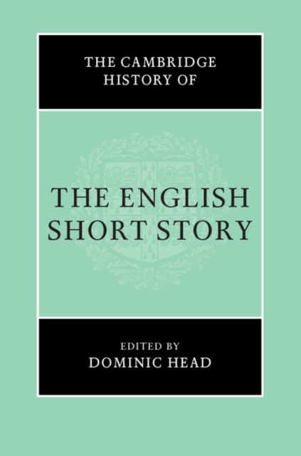 The Cambridge History of the English Short Story the stylistic identity of english literary texts