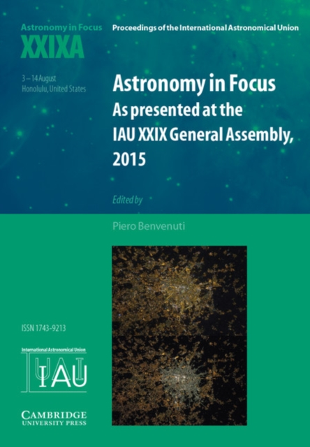 Astronomy in Focus XXIXA an atlas of astronomy
