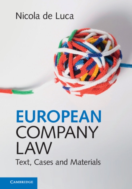European Company Law cases materials and text on consumer law