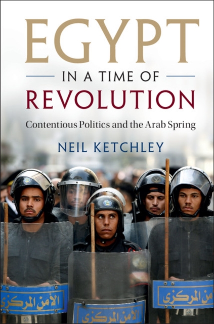Egypt in a Time of Revolution johan rognlie roko contentious politics in the maghreb