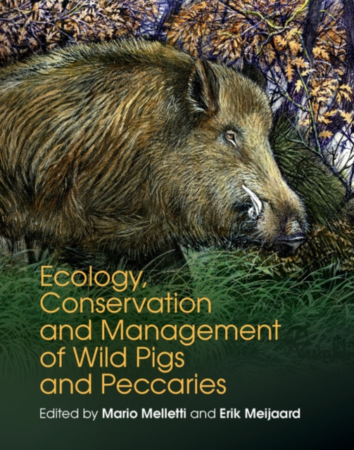 Ecology, Conservation and Management of Wild Pigs and Peccaries.