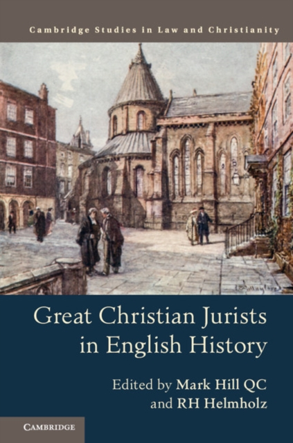Great Christian Jurists in English History professional english in use law