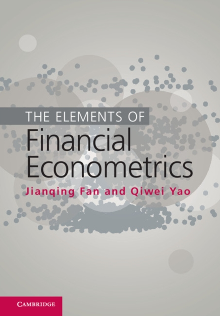The Elements of Financial Econometrics clare mcandrew fine art and high finance expert advice on the economics of ownership