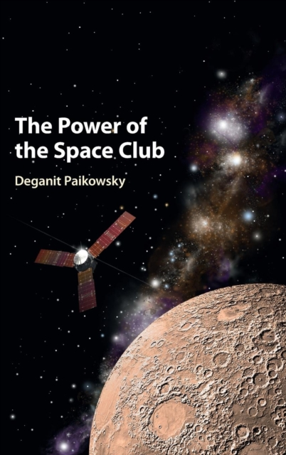The Power of the Space Club toys in space