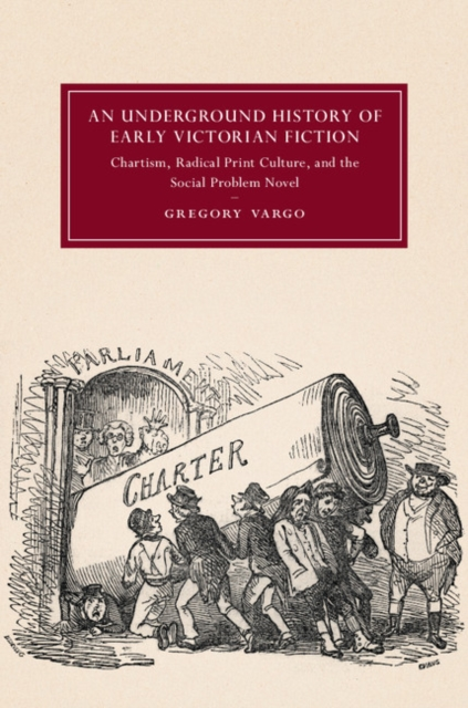 An Underground History of Early Victorian Fiction victorian america and the civil war