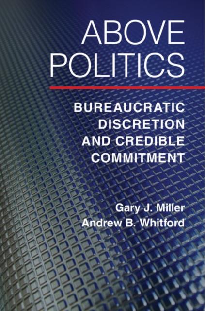 Above Politics bureaucrats