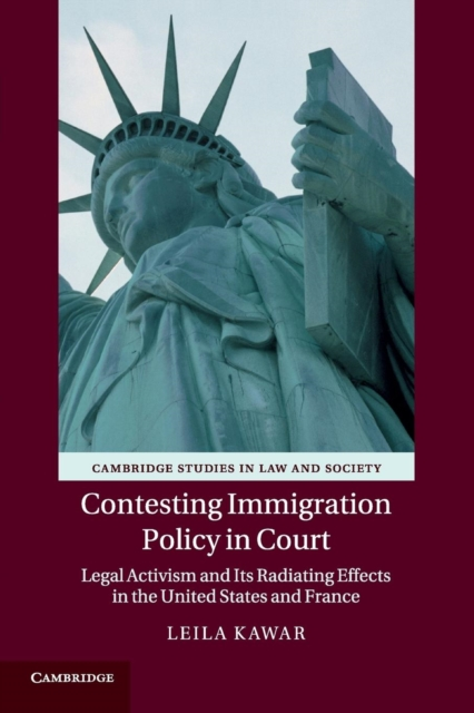 Contesting Immigration Policy in Court sb 1070 a case study on state sponsored immigration policy
