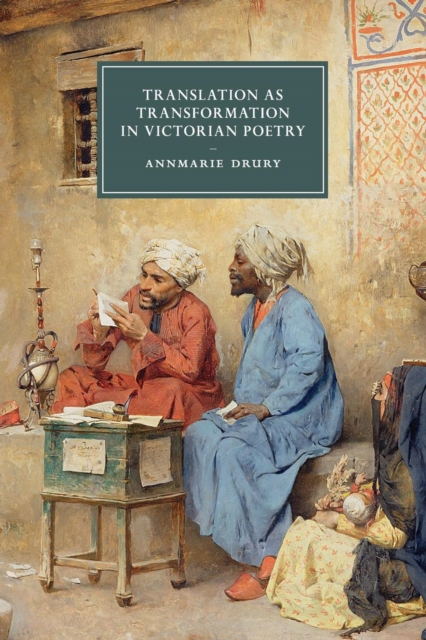 Translation as Transformation in Victorian Poetry ayman nazzal translation as a hyponym of an intercultural communication encounter