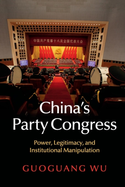 China's Party Congress delegate