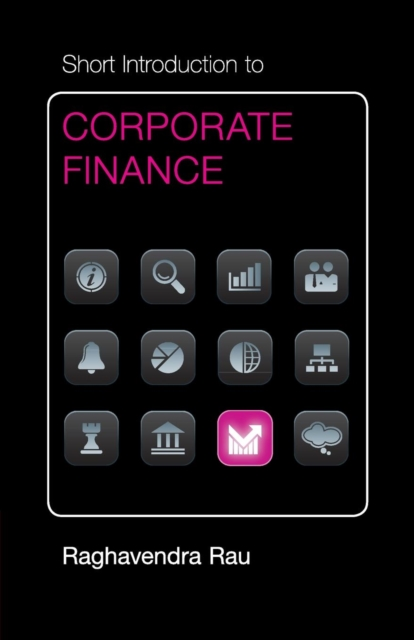 Фото Short Introduction to Corporate Finance finance and investments