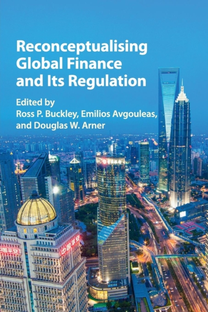 Reconceptualising Global Finance and its Regulation global financial crisis and the nigerian petroleum sector
