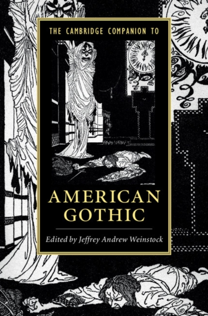 The Cambridge Companion to American Gothic greg zacharias w a companion to henry james