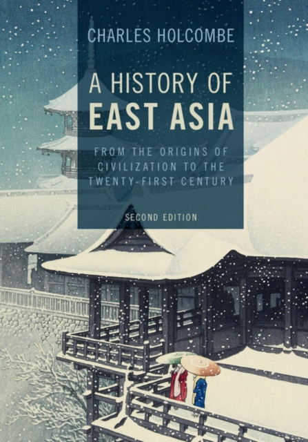 A History of East Asia.