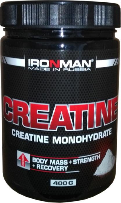 "Креатин моногидрат Ironman ""Креатин"", 400 г"