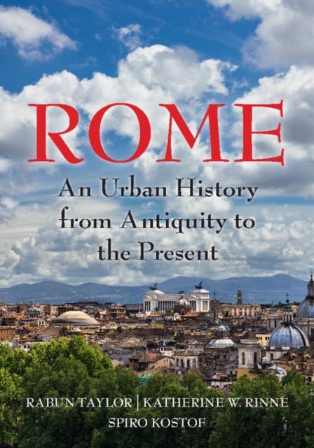 Rome rome – a living portrait of an ancient city
