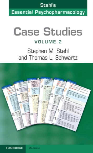 Case Studies: Stahl's Essential Psychopharmacology moore bret a handbook of clinical psychopharmacology for psychologists isbn 9781118221235