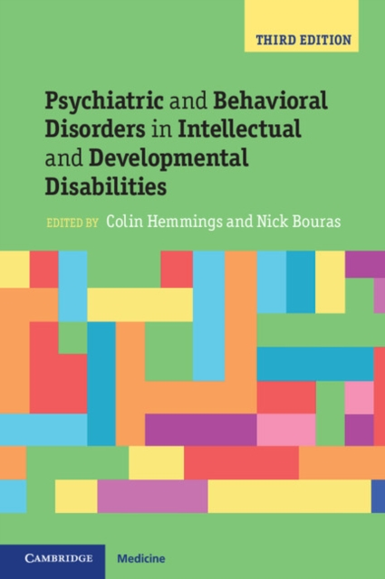 Psychiatric and Behavioral Disorders in Intellectual and Developmental Disabilities ehab sorketti traditional healing and mental disorders