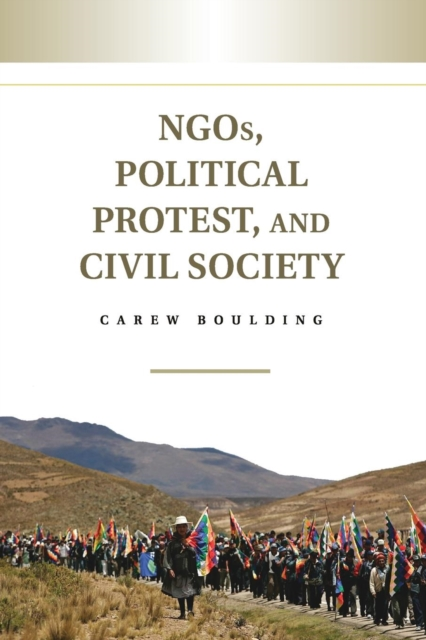 NGOs, Political Protest, and Civil Society political participation in britain
