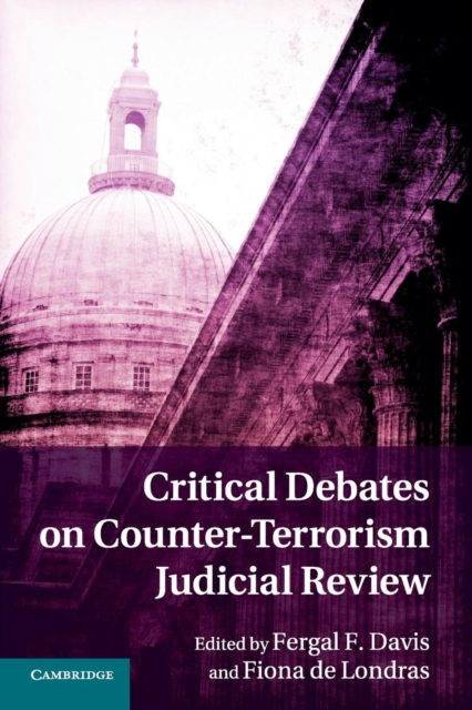 Critical Debates on Counter-Terrorism Judicial Review a positivist reexamination of judicial review