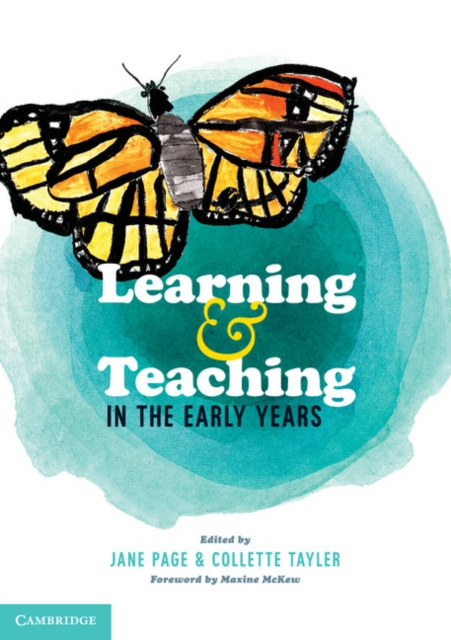 Learning and Teaching in the Early Years.