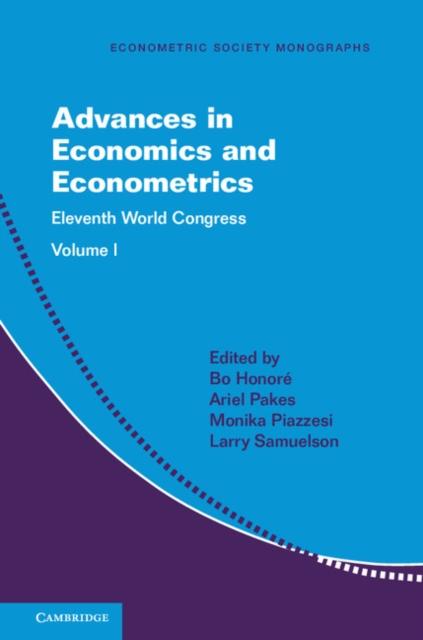 Advances in Economics and Econometrics efficient importance sampling in applied econometrics
